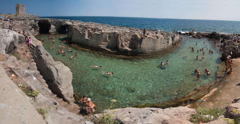 Marina serra di tricase una stupenda localit balneare - Piscina naturale puglia ...