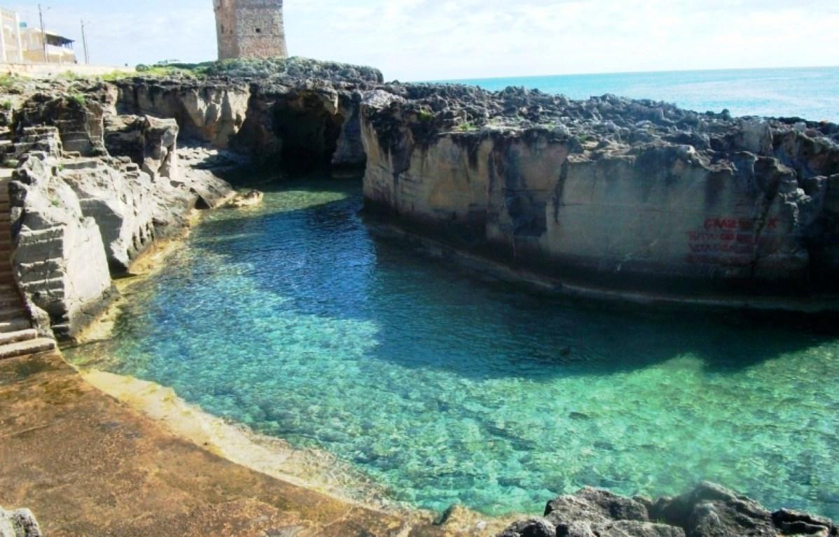 Marina serra di tricase una stupenda localit balneare for Marinal piscine