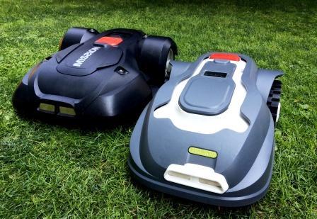 Monza il robot da giardino dà spettacolo al garden show