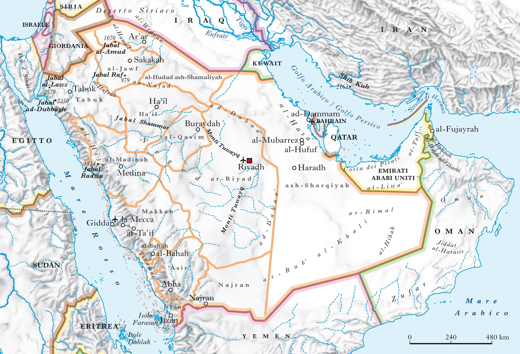 L'Arabia Saudita adotta il calendario gregoriano e si adegua all'Europa: è la prima volta nella storia
