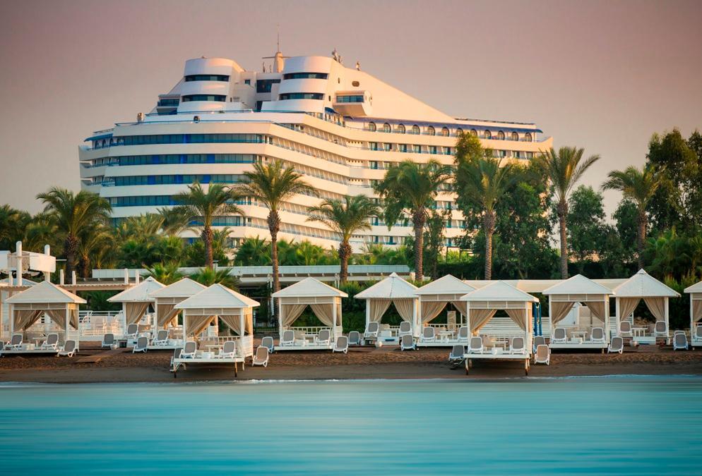 turchia un hotel a 5 stelle quasi identico al leggendario