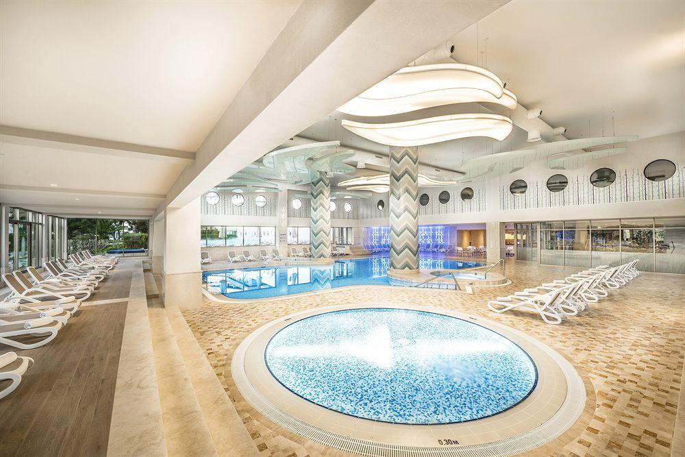 Hotel Di Lusso Interni : Turchia: un hotel a 5 stelle quasi identico al leggendario titanic