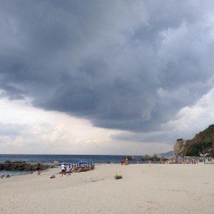 calabria storm