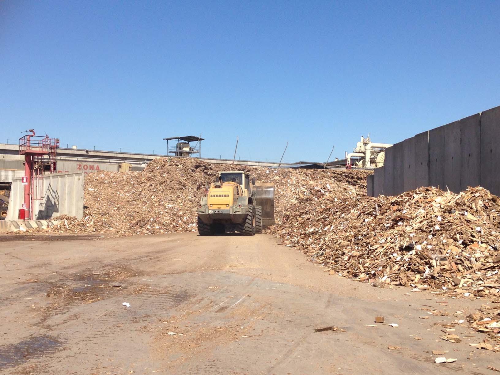 Rifiuti di imballaggi di legno cresce nel 2014 il for Padana imballaggi