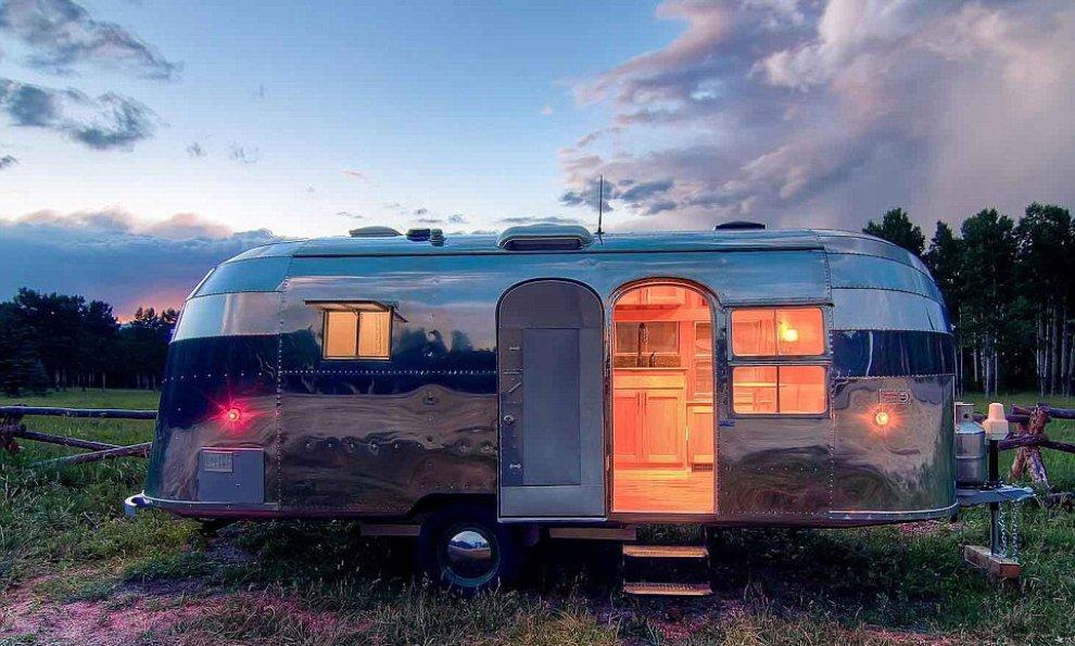 Da icona americana a casa mobile di lusso: l'eccezionale restyling ...