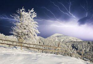 allerta meteo saetta neve