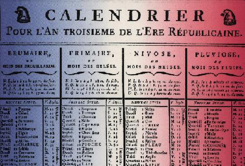 Calendario Accadde Oggi.Accadde Oggi Nel 1793 Il 23 Settembre Era Il Primo Giorno