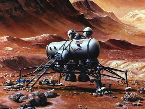 Esplorazione su Marte