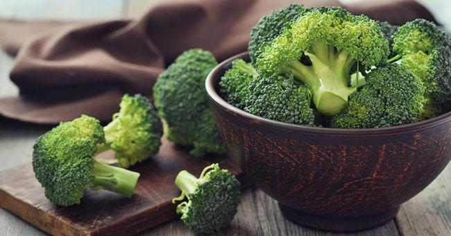 Nei broccoli c'è un composto che blocca i tumori