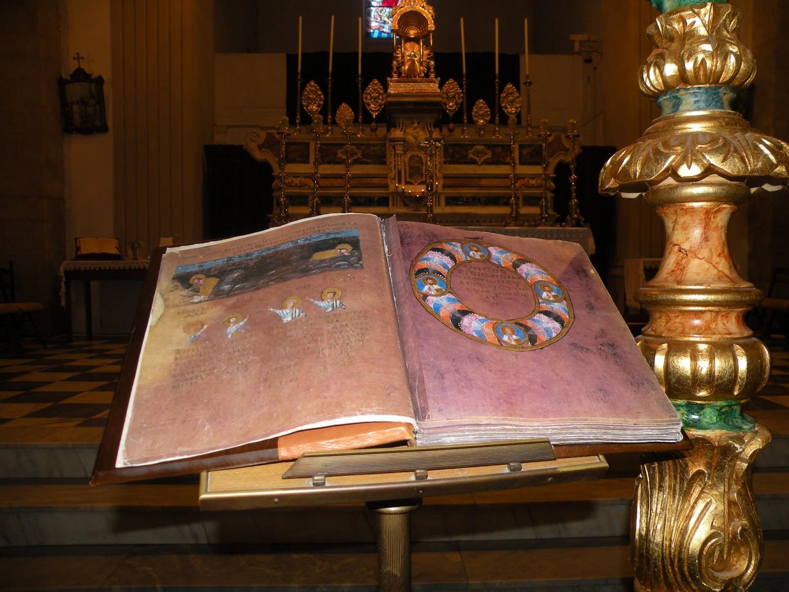Afbeeldingsresultaat voor rossano calabria codex