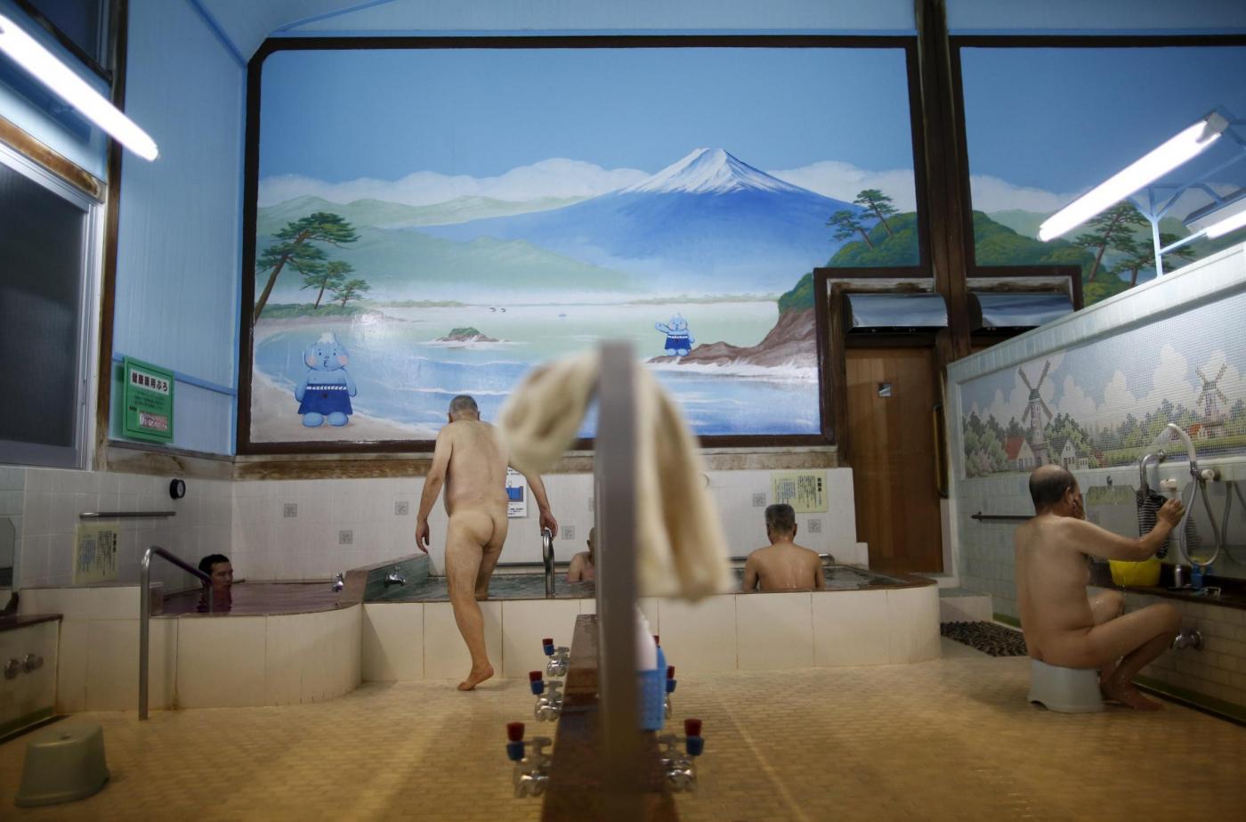Tokyo, i bagni pubblici si trasformano in attrazione turistica per ...