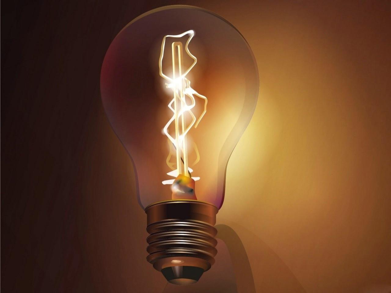 foto lampadina : Italiani spreconi: lampadine accese inutilmente mezzora al giorno ...