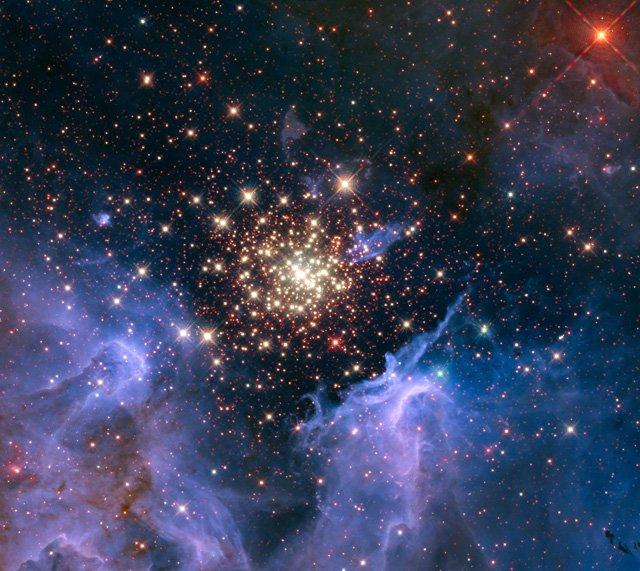 Astronomia: a caccia di esopianeti in orbita intorno a stelle doppie