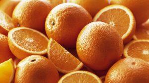 Orange, Citrus sinensis, Orange subject.