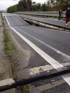 Alluvione Calabria crollo SS 106(7)