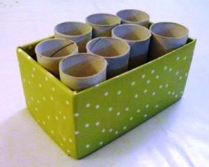 Riciclo creativo come riutilizzare le vecchie scatole di - Scatole porta scarpe ...