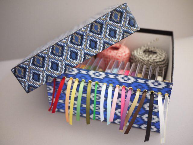 Conosciuto Riciclo creativo: come riutilizzare le vecchie scatole di scarpe SP57