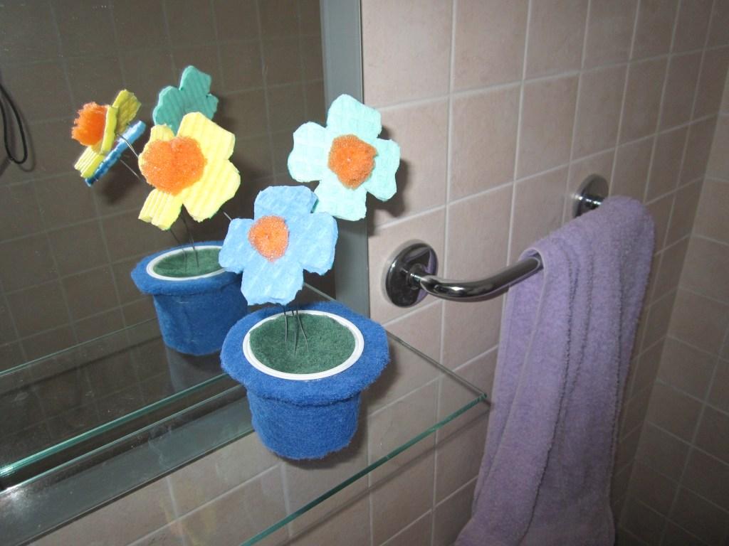 Riciclo creativo ecco come riutilizzare le vecchie spugne - Spugne da bagno ...