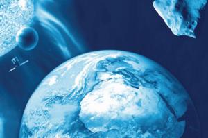 asteroide satelliti pianeta terra spazio
