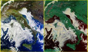 itaia meteo satelliti 12 novembre 2015 nebbia