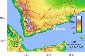 yemen-topography
