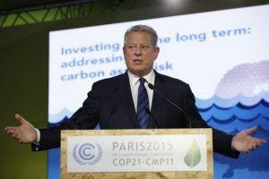 FRANCE-CLIMATE-WARMING-COP21-US-SPEECH
