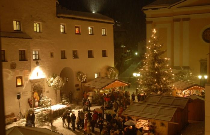 Alberi di Natale in Italia: Alpe di Siusi © Alpe di Siusi Marketing_Laurin Moser