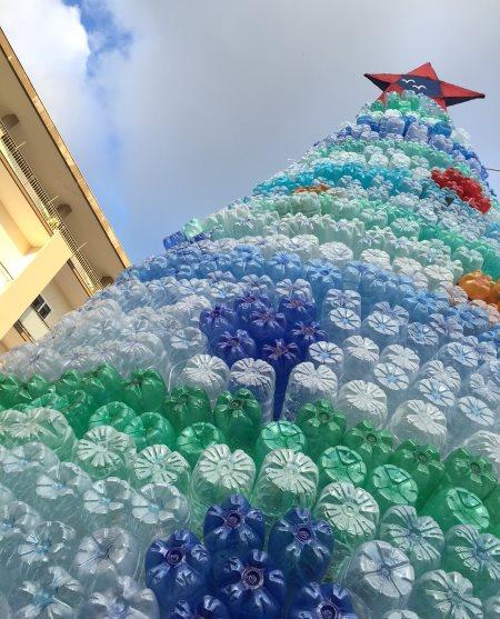 Alberi di Natale in Italia: Lecce