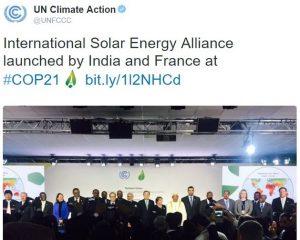 alleanza solare internazionale