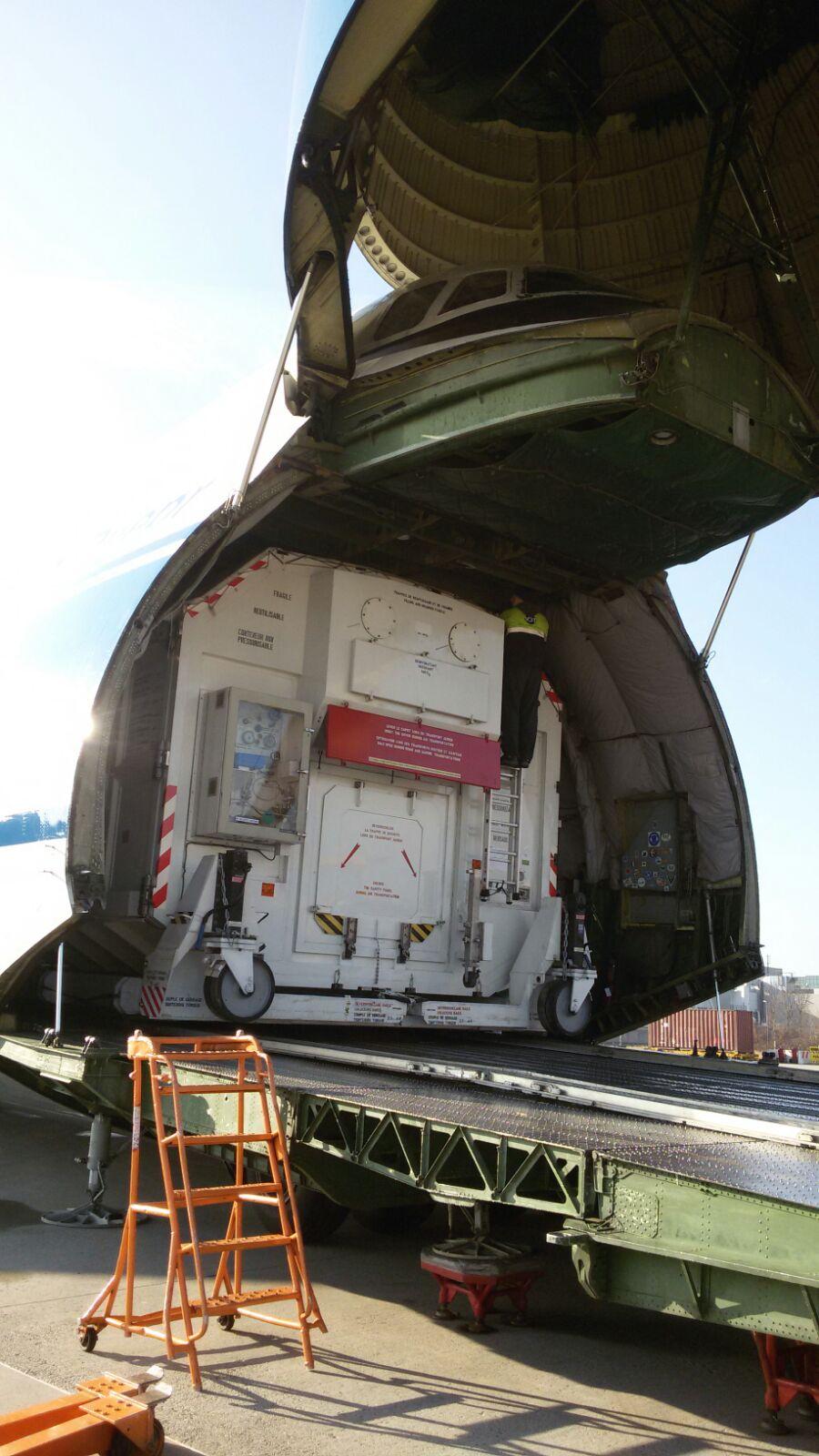 Missione ExoMars 2016: il veicolo è giunto in Kazakhistan, il lancio