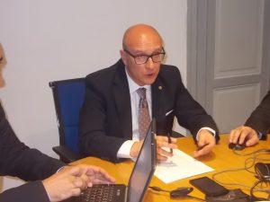 Nuovo Presidente Geologi Francesco Peduto