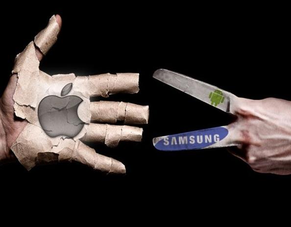samsung google apple
