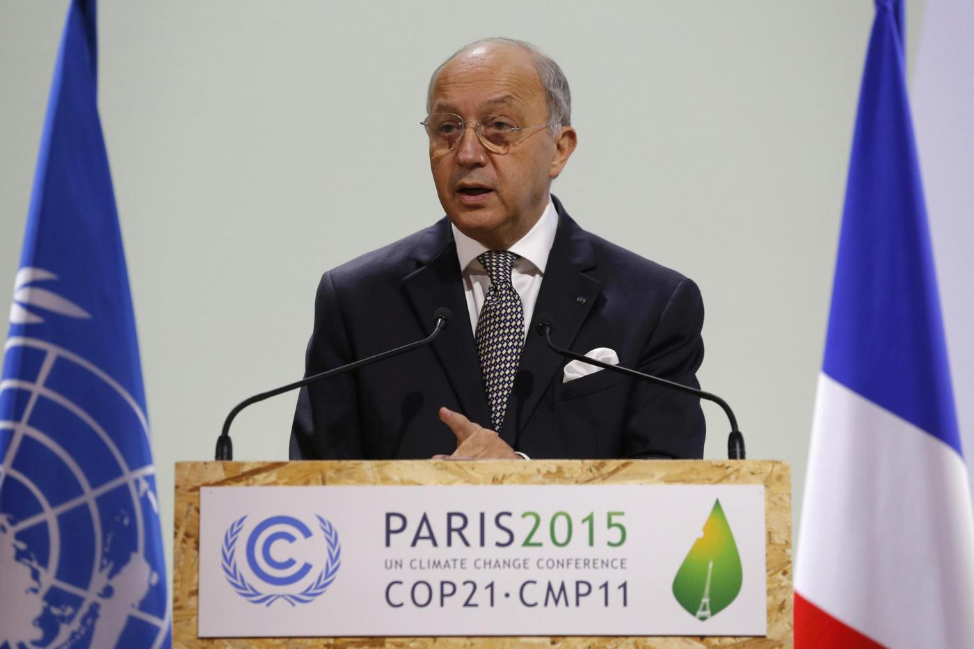Clima maratona a parigi per il grande accordo nuova - Bozza compromesso ...