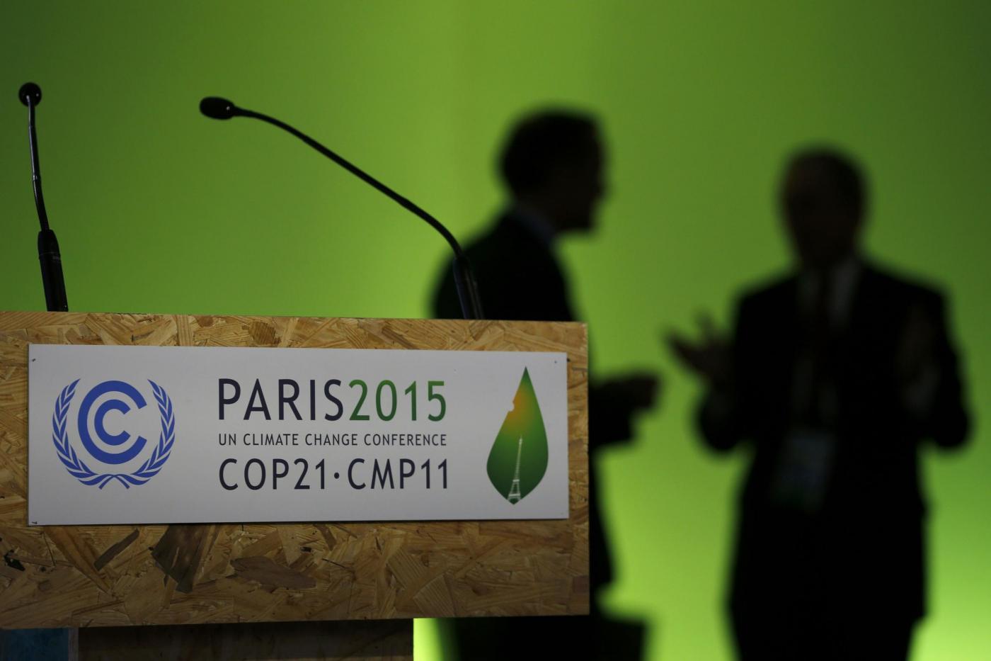 Clima ecco la nuova bozza dell 39 accordo di parigi - Bozza compromesso ...