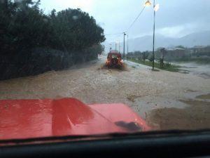 maltempo Sardegna ogliastra alluvione (1)