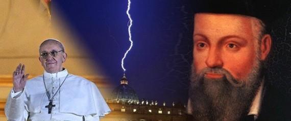 Nostradamus e il 2017