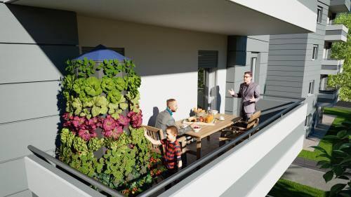 Ambiente boom di vendite di attrezzi da giardino in 20 for Giardino verticale balcone