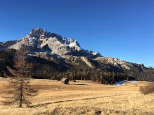 Niente neve sulle Alpi
