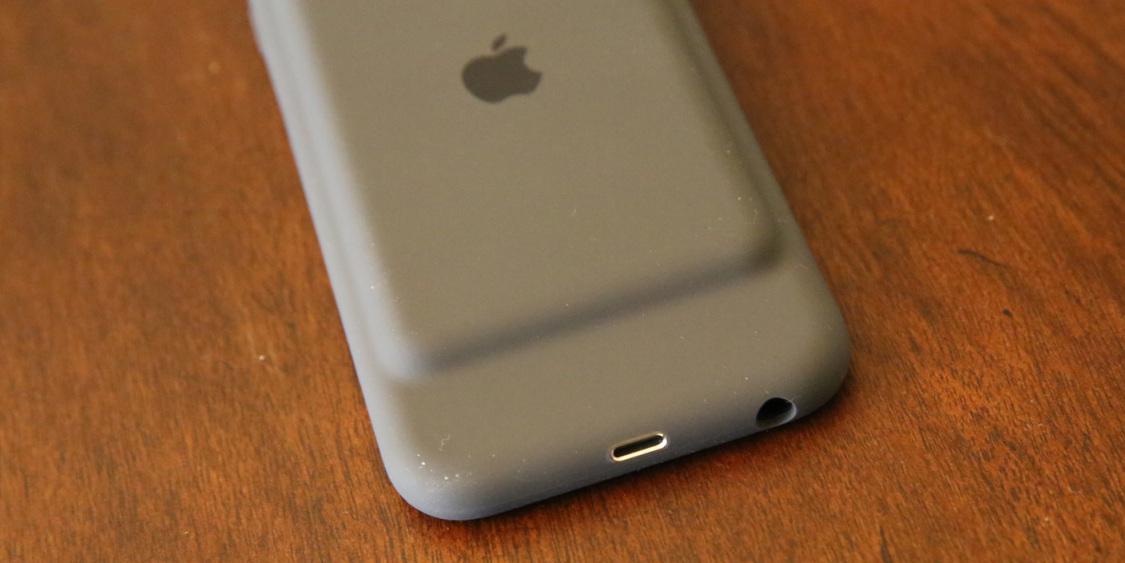 custodia batteria apple iphone 6