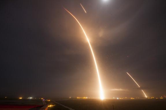 Il Falcon 9 di SpaceX: un grande successo per un progetto ...