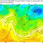 Previsioni Meteo, le MAPPE a lungo termine: gelo e neve per tutta la prossima settimana