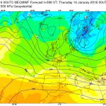 Previsioni Meteo, a lungo termine arriva il gelo: le MAPPE