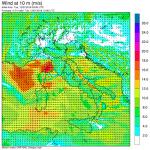 Previsioni Meteo, forte vento sull'Italia: le MAPPE per martedì 12 e mercoledì 13
