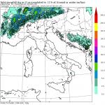 Allerta Meteo, arrivano freddo e neve: le MAPPE per oggi e domani