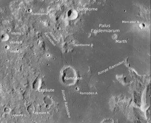 Cratere Lepaute