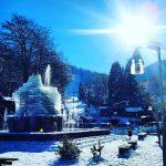 La bellissima fontana di Gambarie d'Aspromonte [FOTO]