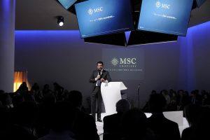 Intervento Gianni Onorato CEO MSC Cruises