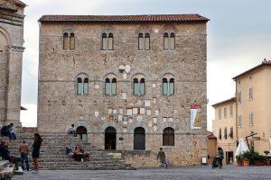 Massa Marittima palazzo pretorio - foto vincitrice