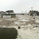 Tempesta Jonas: le immagini delle alluvioni sulla costa [FOTO]
