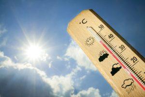caldo italia meteo temperature